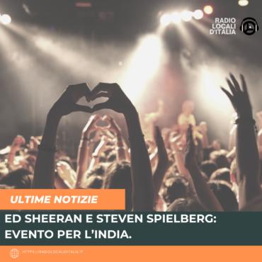 evento per l'India
