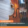 Ilya Grubert: prossimo concerto a Bologna