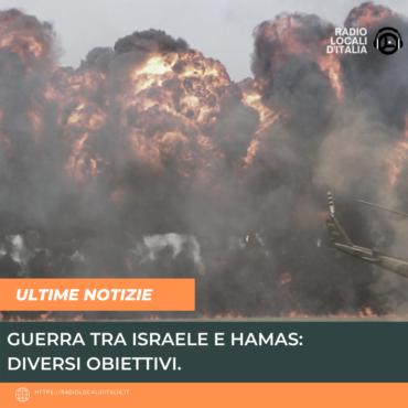 guerra tra Israele e Hamas