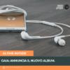 Gaia: annuncia il nuovo album.