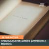 Manuela Custer : liriche dantesche a Bologna